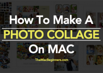 Make photo collage on mac