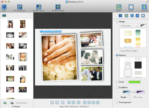 Photo Collage Maker For Mac