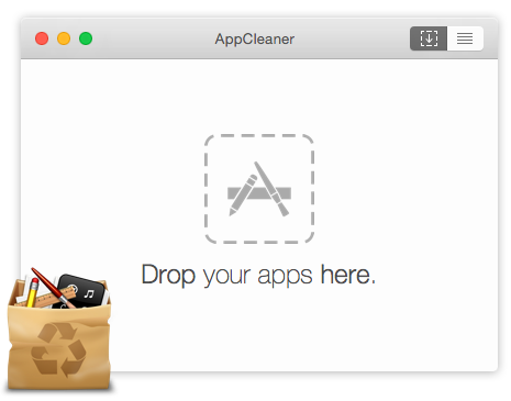 appcleaner free mac cleaning software